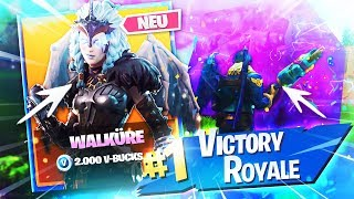 NEW SKIN IN THE SHOP! WALKÜRE is here! 🔥🛒 SHOP by HEUTE BaumBlue | Fortnite Battle Royale