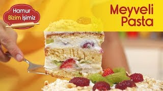 Meyveli Pasta - Pasta Tarifleri