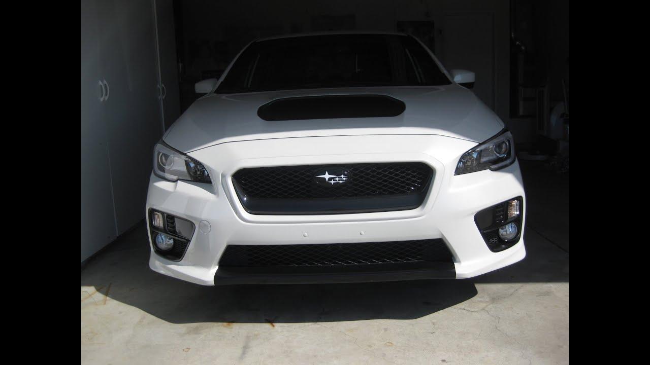 2015 Subaru WRX Ep. 339: Installing Fog Light Bezels - YouTube