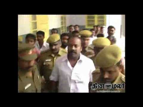 madurai land grabbing,Dmk s.r gobi arrested - DINAMALAR