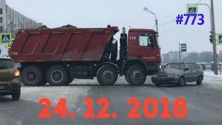 ☭★Подборка Аварий и ДТП/Russia Car Crash Compilation/#773/December 2018/#дтп#авария
