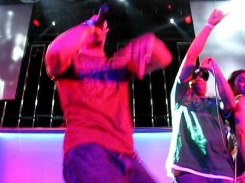 DJ $crilla singing Alpha Chi Omega anthem