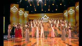 | MISS RUSSIA 2012 CROWNING | Мисс Россия 2012 Коронация |