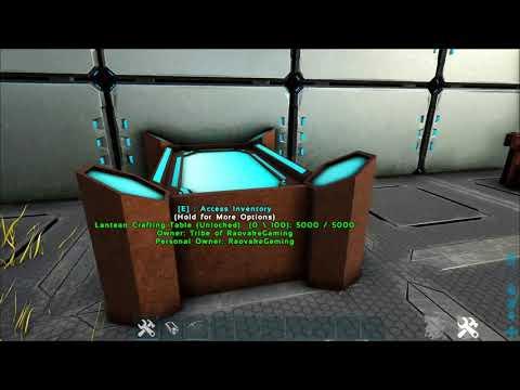Stargate Evolution Mod Tutorial 1: Crafting & Resources