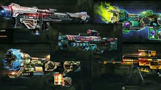 Membeli Semua Senjata Dan Skin-nya - Dead Target Zombie - UNLIMITED MONEY AND GOLD BUY ALL GUN screenshot 4