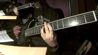 Dethklok - Biological Warfare - guitar cover
