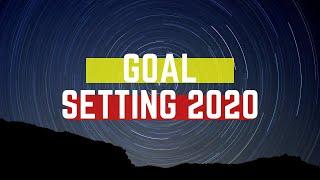 New Goal for New Year. Goal Settings 2020