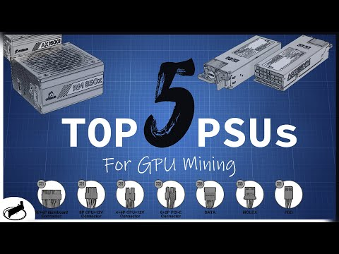 Top 5 Powersupplies For Mining In 2021 - Tips Included