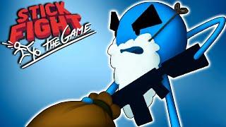 Stick Fight: The Game  Smesni Momenti - OP PUSKE!!!