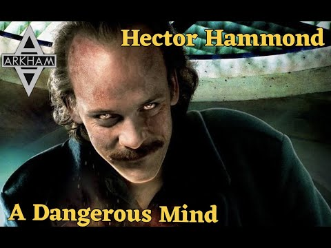 hector hammond tribute youtube