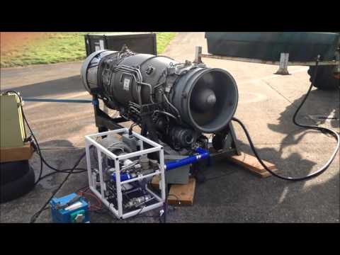 Rolls Royce Adour104 Jet Engine