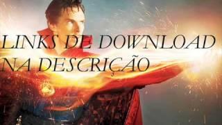 Doutor Estranho Torrent 2016 Legendado DVDSrc