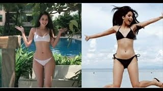 Pak! Here are some photos of Maxene Magalona showing off her curves! (Pinoy Trendz)