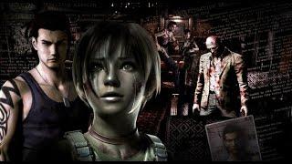 Resident Evil Zero HD Walkthrough/Gameplay Part 5 Treatment Plant - No Commentary