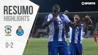 Highlights | Resumo: Marítimo 0-2 FC Porto (Liga 18/19 #9)