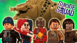 LEGO DC Superheroes: Suicide Squad Minifigures Collection