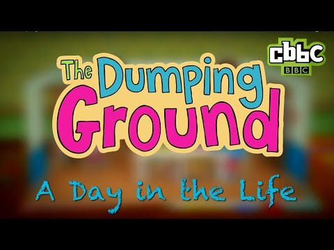 The Dumping Ground - Behind the Scenes with Annabelle!