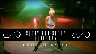 SORRY NOT SORRY by DEMI LOVATO (COOLDOWN) - ZUMBA DANCE FITNESS CHOREO BY KC