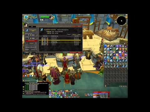 WoW Cata Gold Fishing Tip! 5000g Per Day!
