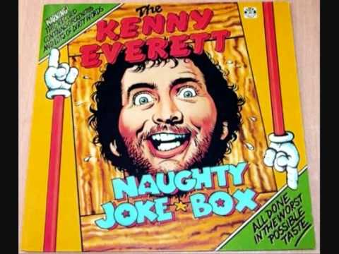 The KENNY EVERETT NAUGHTY JOKE BOX - 1984 (Adults Only!)