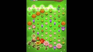 Blossom Blast Saga Level 257 No Boosters