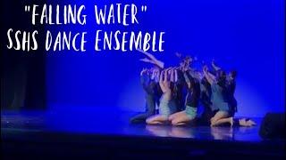 """Falling Water"" Contemporary Dance - Santa Susana High School"