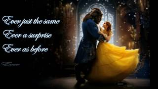 BEAUTY & THE BEAST LYRICS   ARIANA ft JOHN LEGEND Mp3