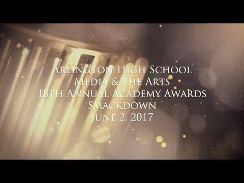 See the winning videos of the 2017 Arlington High School Media & Arts Awards!
