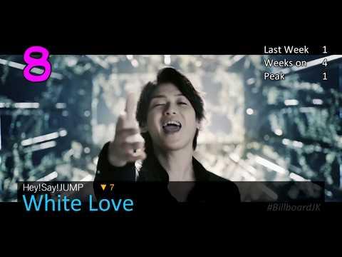 【NEW】Top 25 of Japan Billboard Hot 100 (2018/01/08)