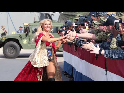 WWE celebrates the U.S. Armed Forces with WWE Tribute to the Troops 2017