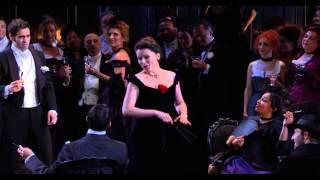 """'La traviata' (2014/15): """"Libiamo ne'lieti calici"""""""