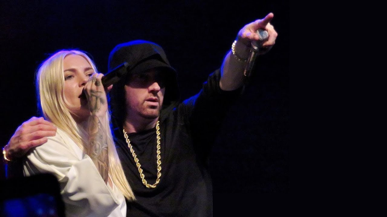 Eminem - Live at Irving Plaza, New York, 26.01.2018 (Rap God, River, Lose Yourself and more ...