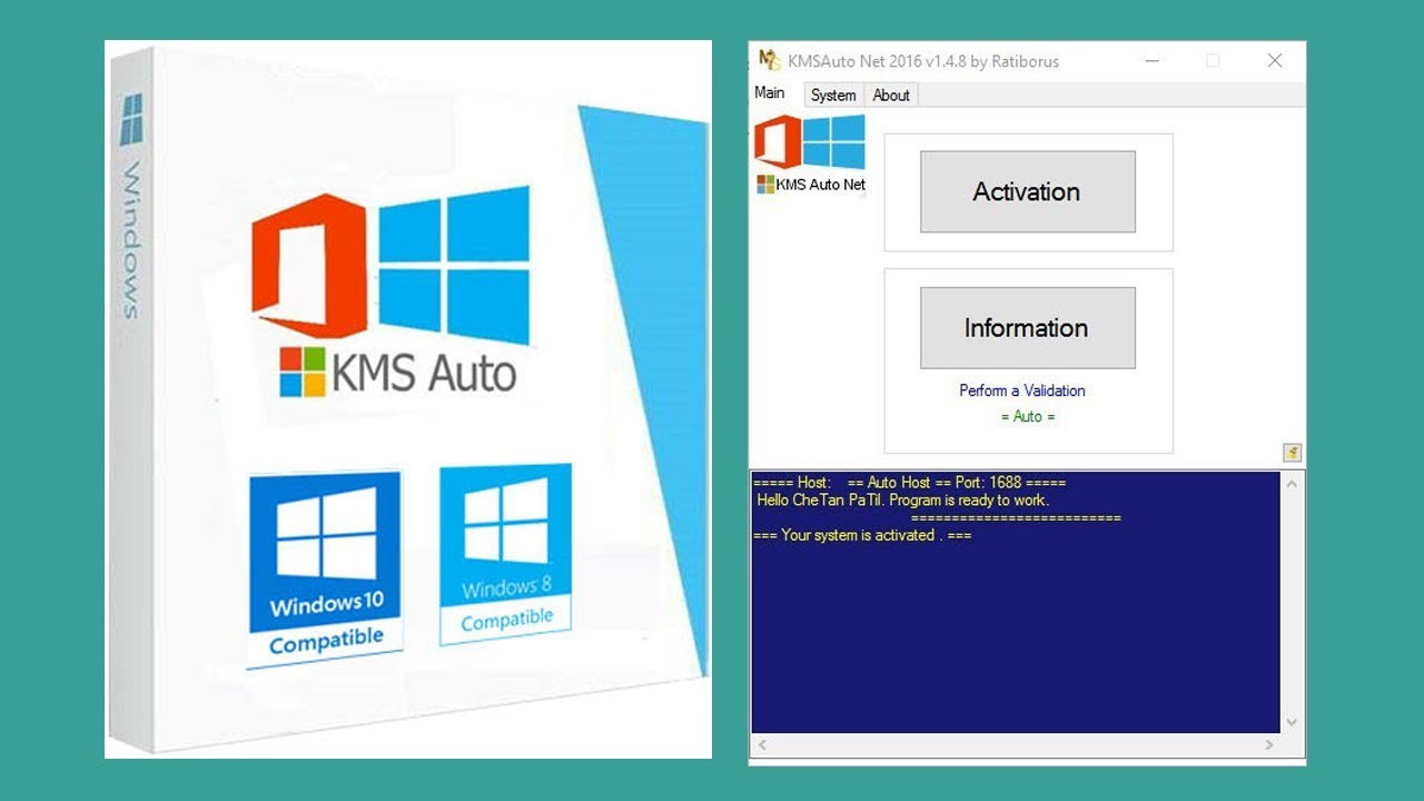 KMSAuto Net Download for Windows 2019 - YouTube