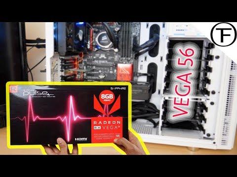 Sapphire Radeon RX Vega 56 Pulse - £248 99 / £258 89