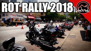 Republic Of Texas (ROT) Rally 2018 w/ the OGs