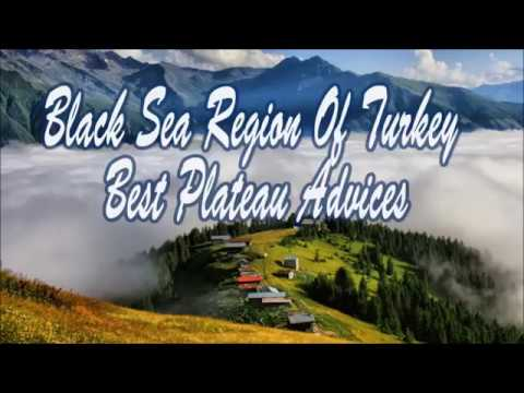 Black Sea Region of Turkey: Best Plateau Advices
