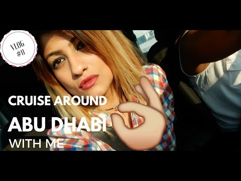 A Day in My Life !!!!!! // Abu Dhabi
