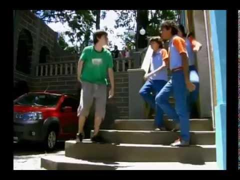 Mosca, Rafa e Tiago saem para procurar o Binho