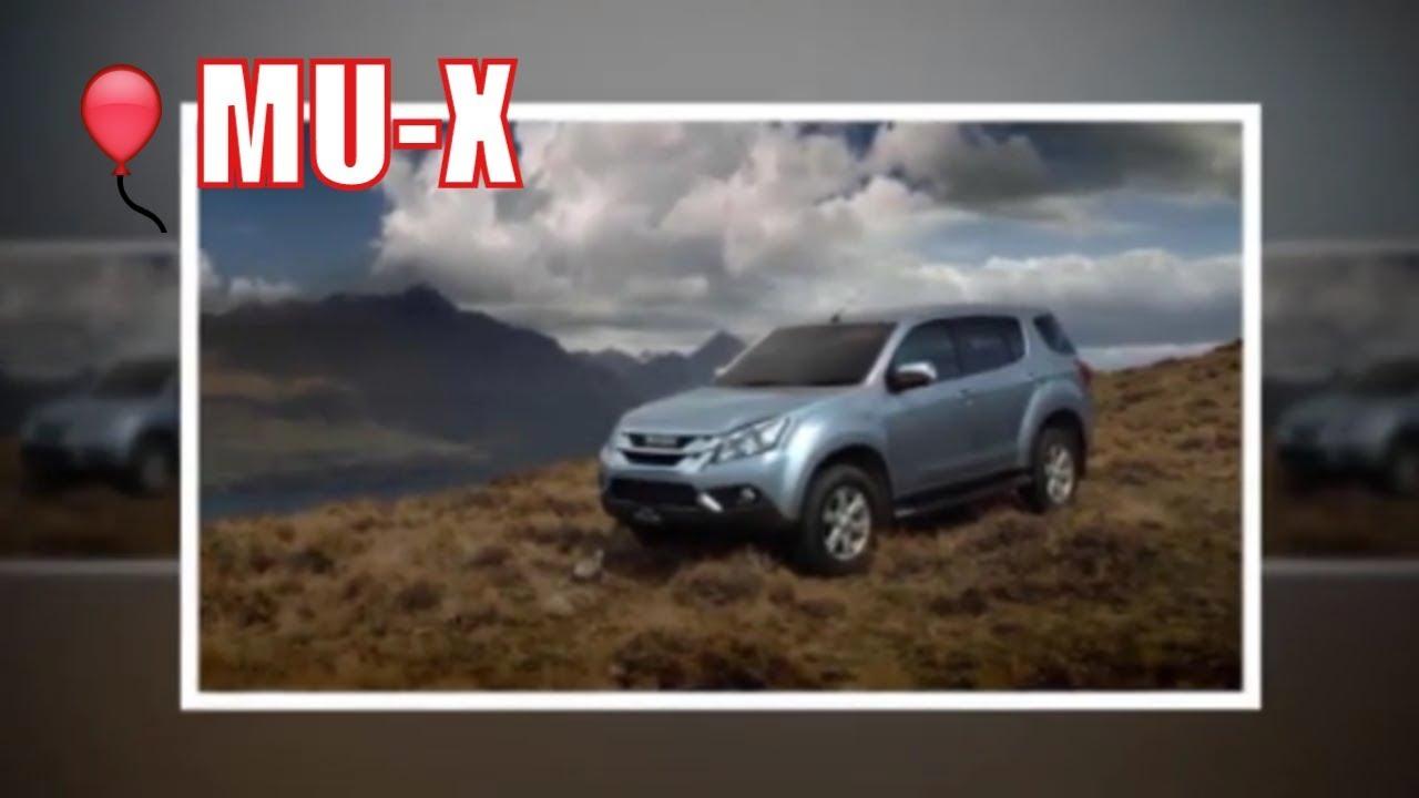 2020 Isuzu Mux Review 2020 Isuzu Mu X 3 0 2020 Isuzu Mu X