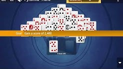 Microsoft Solitaire Collection: Pyramid - Hard - April 9, 2016