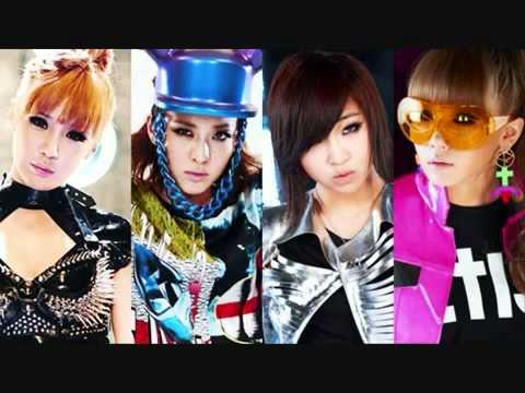[MP3 DL]  2NE1 - I Am The Best [Japanese Ver.]