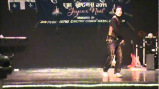 dance by saroj chhetri