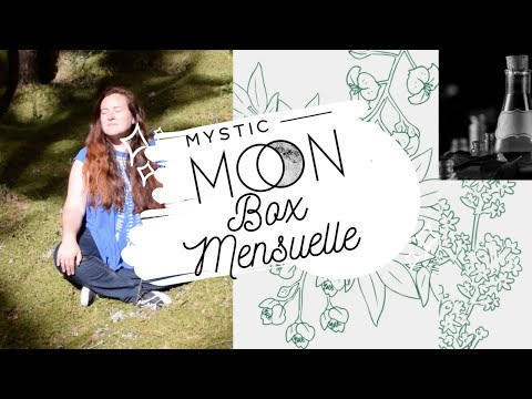 Box Mensuelle Mystic Moon