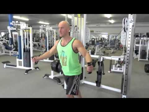 Aesthetic Muscle 5 Day Body Part Split Routine: Chest Workout