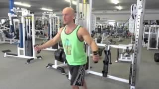 Push Pull Legs 5 Day Split Routine