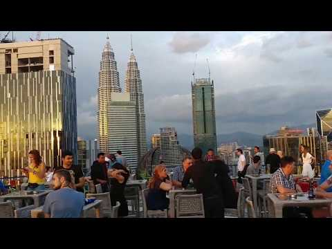 Kuala Lumpur City Guide Petronas Towers, Petaling Street, Heli Lounge Bar, GoKL free bus, Suria KLCC