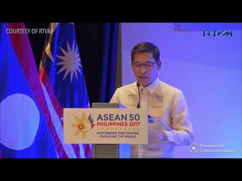 ASEAN 2017: Launching of the Master Plan on ASEAN Connectivity (MPAC) 2025 Videos