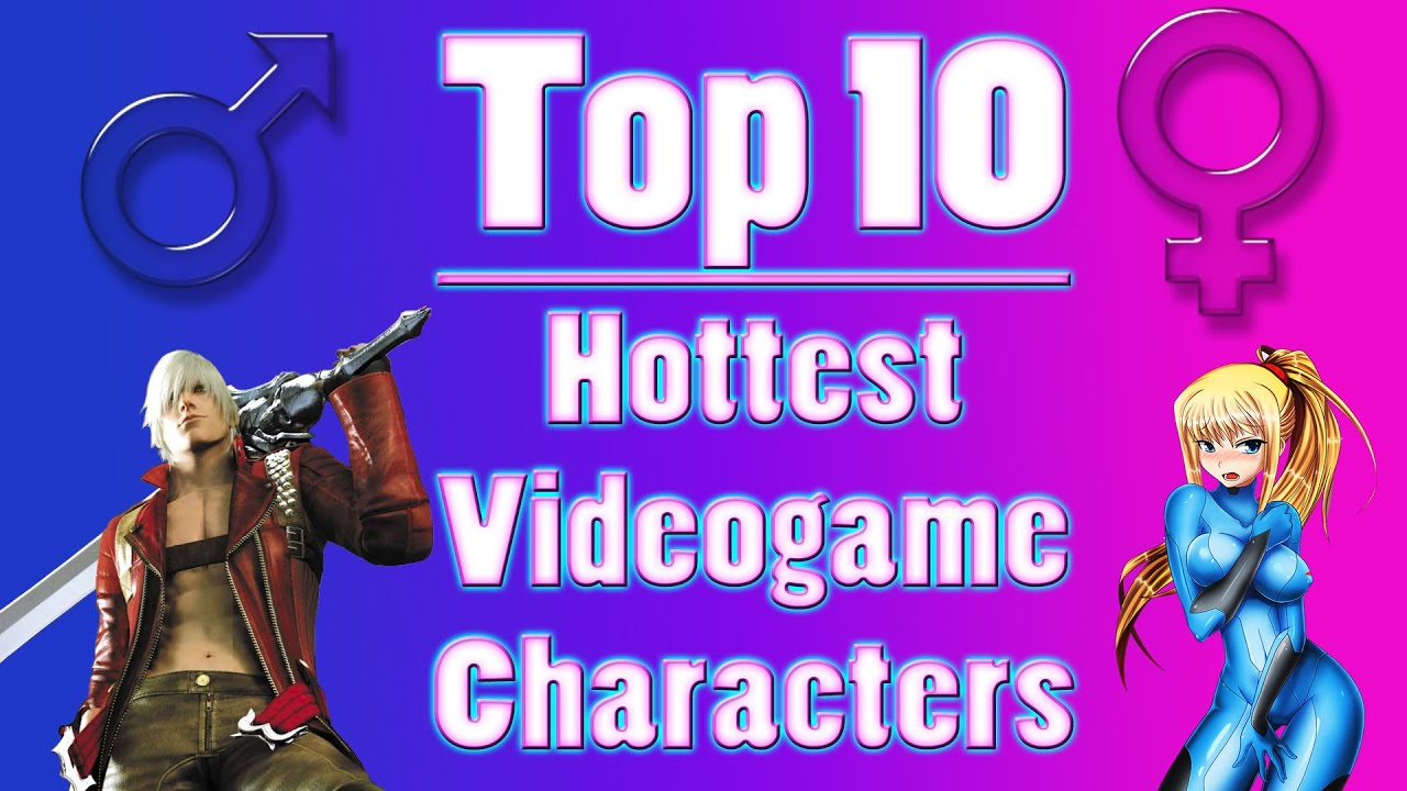 Top 10 Hottest Video Game Characters - Youtube-7459