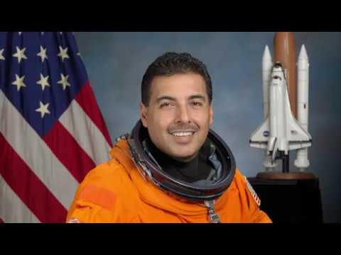 Dr José Hernández, the first NASA astronaut from a Mexican migrant family