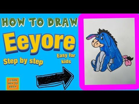 how-to-draw-eeyore-step-by-step